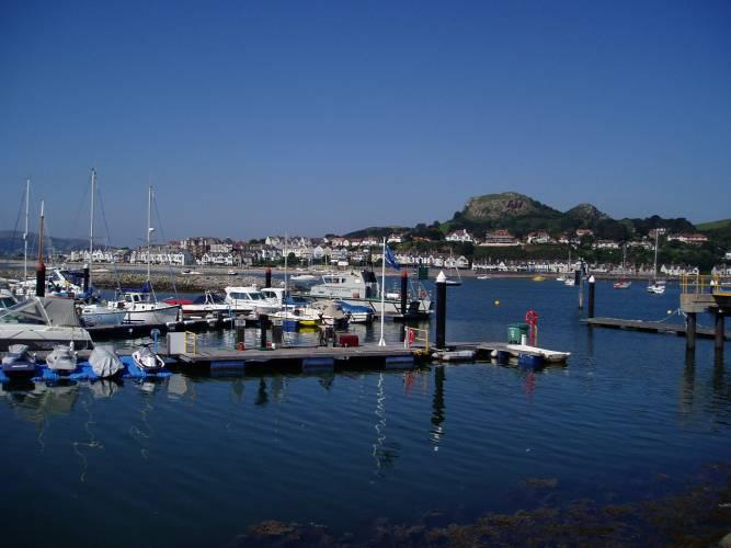 TLC repairs boats berthed at Conwy Marina